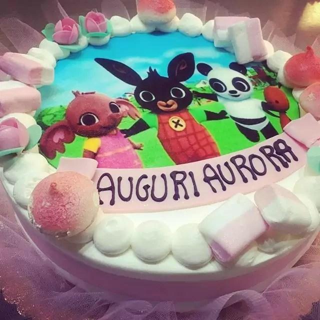 Torta Bing Bunny Le 10 Torte Più Belle Del Coniglietto Nero