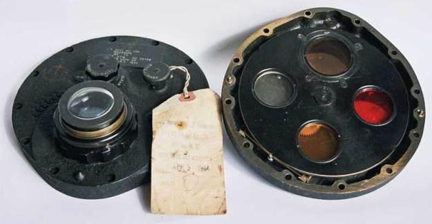 F.3 filter wheel unit
