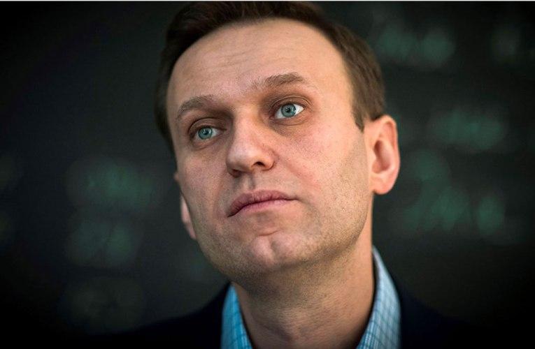 Aleksei Navalnyn synttäritervehdys vankilasta
