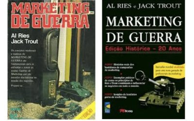 "Apreciação Crítica do livro ""Marketing de Guerra"", de Al Ries e Jack Trout"