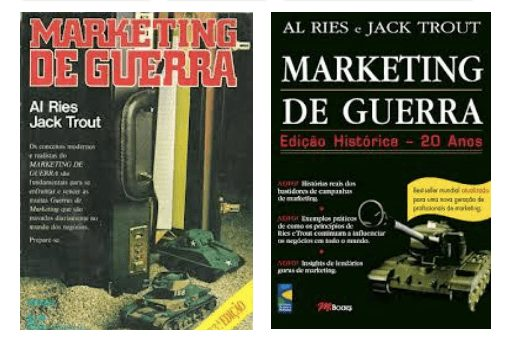 Marketing de Guerra Al Ries Jack Trout