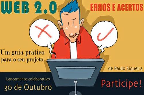 Baixe grátis: eBook Web 2.0 – Erros e Acertos