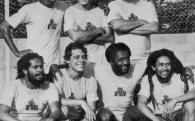 Bob Marley joga futebol na casa de Chico Buarque – História da única vinda do Rei do Reggae ao Brasil