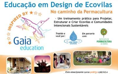 Educação em Design de Ecovilas: no caminho da permacultura
