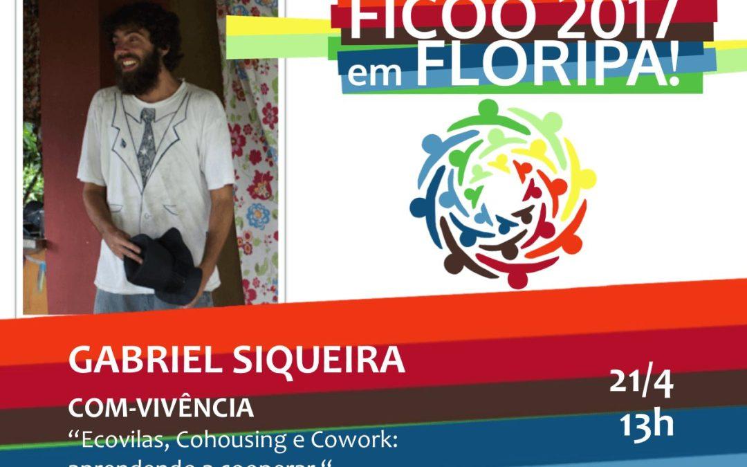 Aprendendo a Cooperar com Ecovilas no FICOO – Festival Internacional da Cooperação 2017