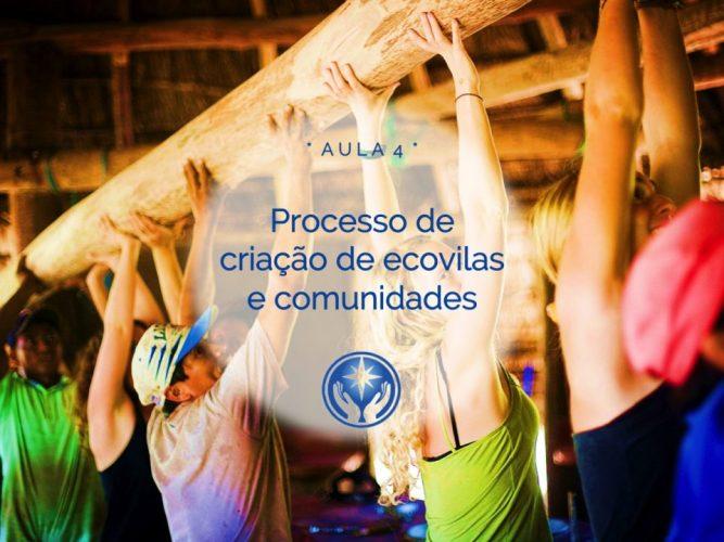 Aula 4. Processo de criação de ecovilas e comunidades