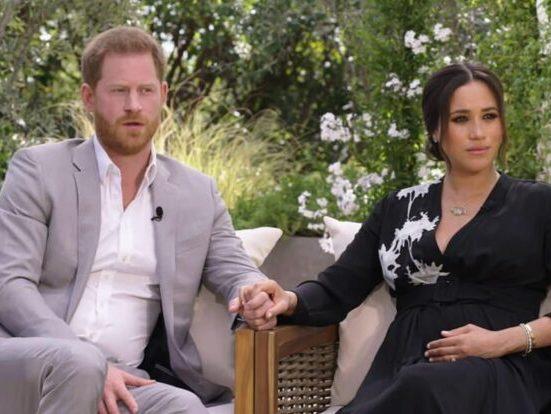 Monarchia in subbuglio per le parole di Harry e Meghan