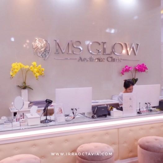 lobby ms glow bandung