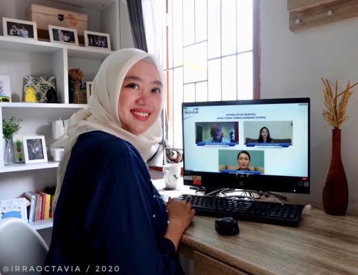 Webinar nutrisi untuk imunitas anak
