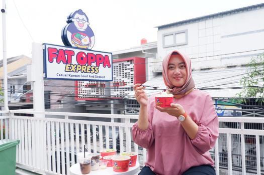 makan di fat oppa express