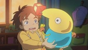 The beauty of a Stuido Ghibli production!