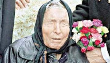 Blind Mystic Baba Vanga machte ein unheimliche 3. Weltkrieg vorhersage