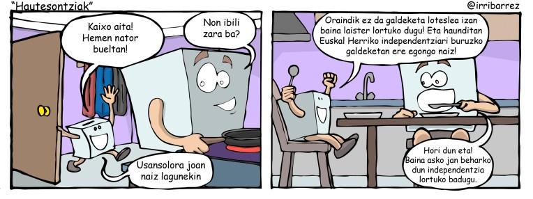 hautesontziak