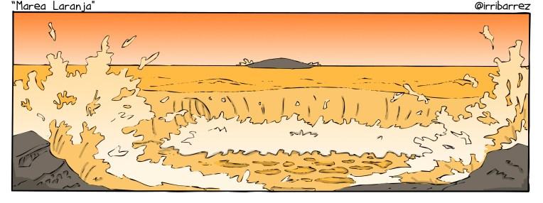 Marea Laranja