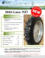 Flyer_IRRI-Gator ND