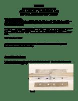 ICII PN 9220 ARAS Assembly Instructions