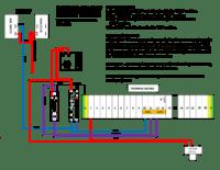 Start on Pressure Wiring (11 Wire)