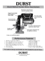 Helical Centerdrives