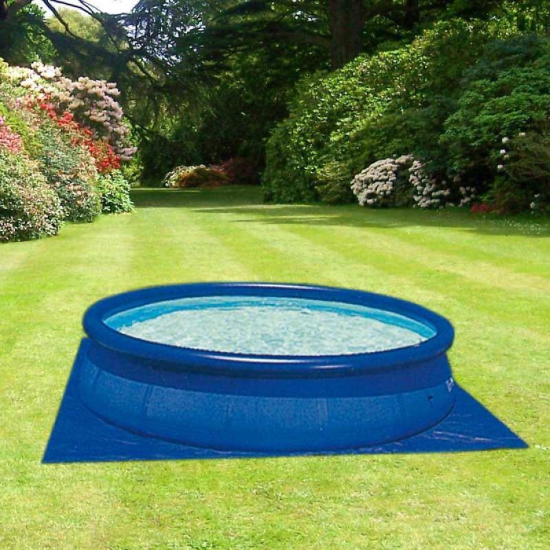 tapis de sol piscine hors sol