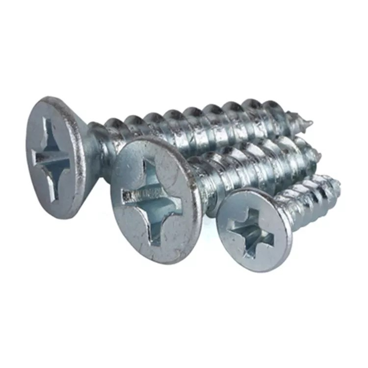 Carbon Steel Galvanized Coated Zinc Coated Self Tapping Screws - Buy zinc self tapping screws. zinc plated self tapping screws. zinc coated self ...