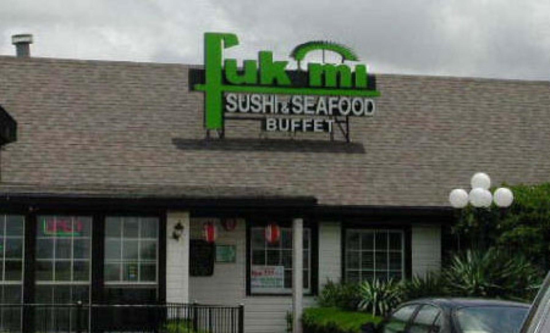 Fuk Mi Sushi Amp Seafood Buffet At 27542 Van Dyke Ave Warren Mi