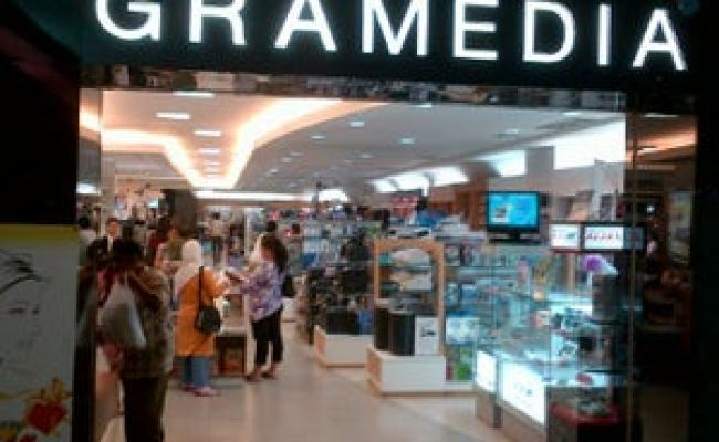 Lists Featuring Gramedia