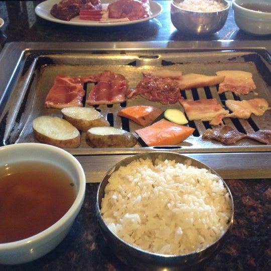 Jeong Won Korean BBQ  Kearny Mesa  28 tips