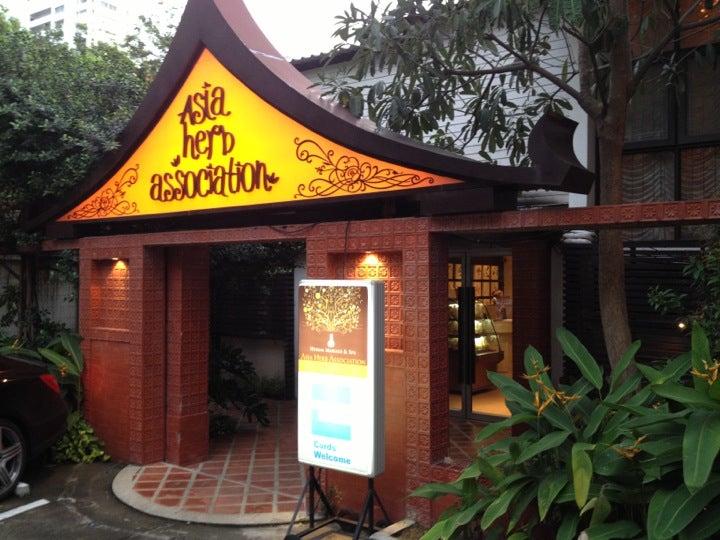 Asia Herb Association in Bangkok - Spa in Bangkok. Thailand - Justgola