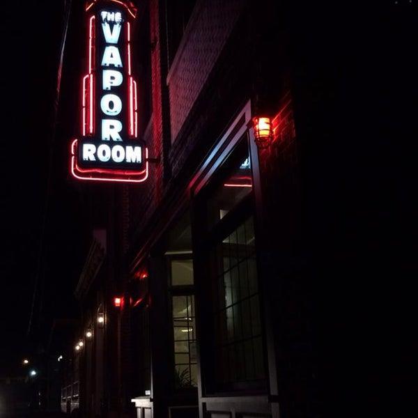 The Vapor Room  2 tips