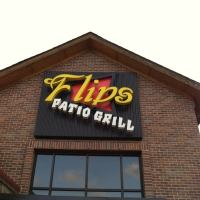 Flips Patio Grill - Bar in Fort Worth