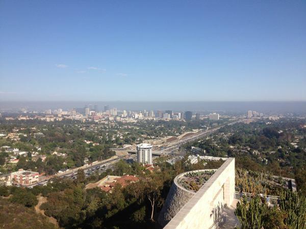 Paul Getty Museum Los Angeles