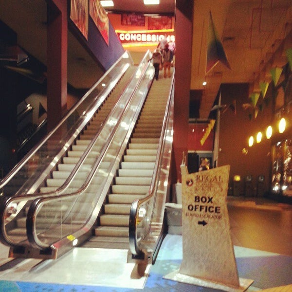 Photos at Regal Cinemas Meridian 16  Seattle Central