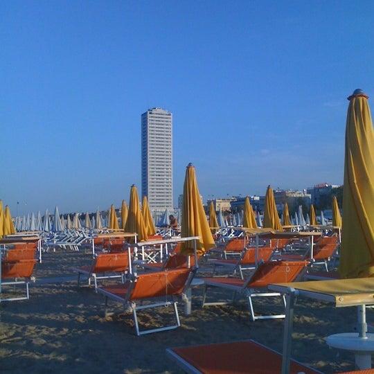 Bagno Italia 67  Spiaggia in Cesenatico