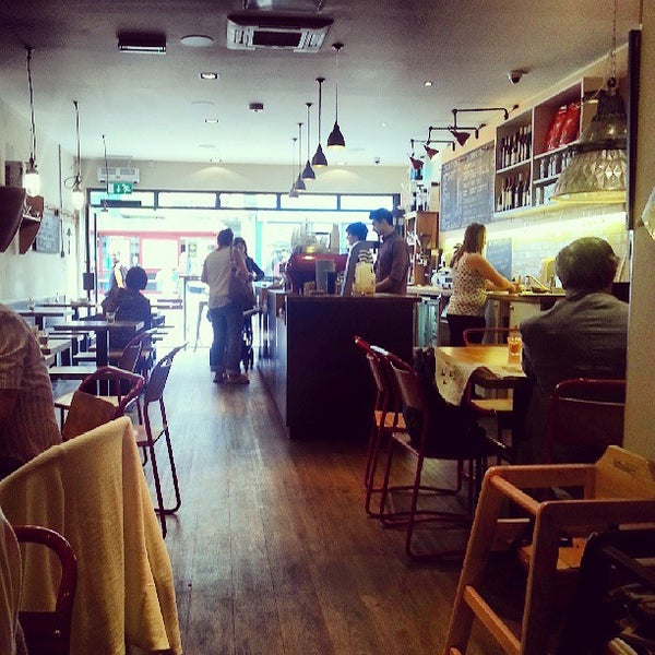 The Press Room  Coffee Shop in Kingston upon Thames