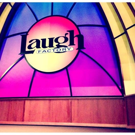 Laugh Factory Nasty Show
