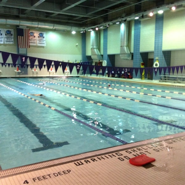 Baruch College  Swimming Pool  Rose Hill  New York, Ny