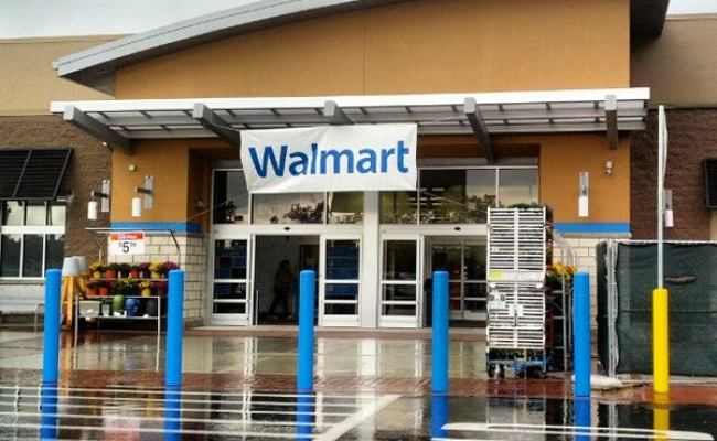 Walmart Supercenter Grocery Store In Mays Landing
