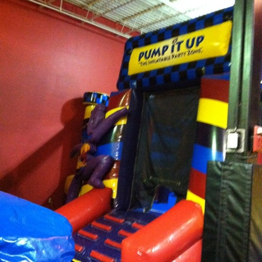 Pump It Up - 4 tips from 317 visitors