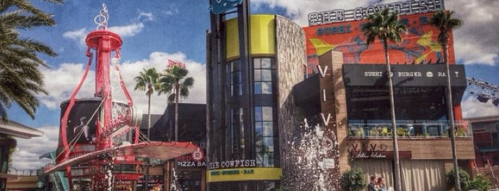 The Cowfish Sushi Burger Bar is one of The 15 Best Places for a Bacon in Orlando.