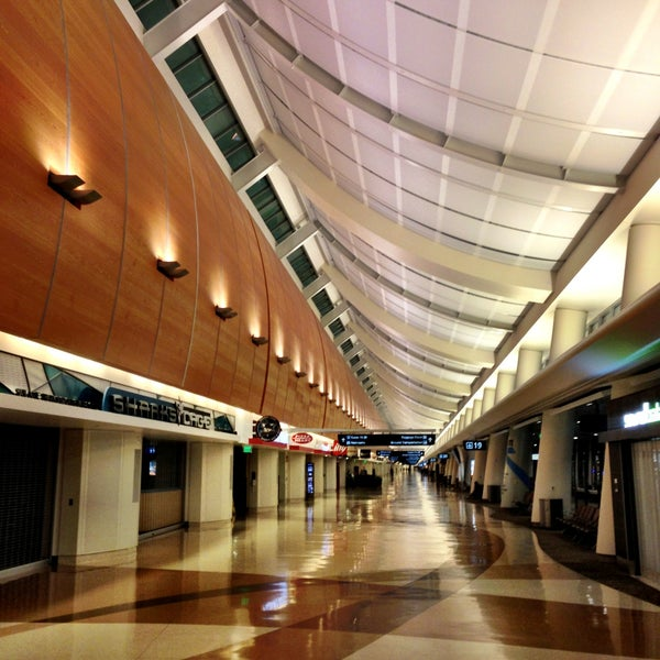 Norman Y Mineta San Jos International Airport SJC