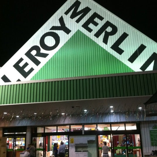 Leroy Merlin  Barra da Tijuca  Rio de Janeiro RJ