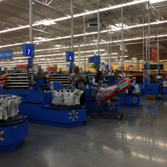 Walmart Supercenter Spokane Valley WA