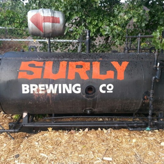 Surly Brewing Co  Minneapolis MN