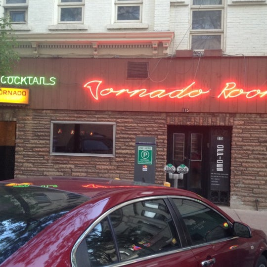 Tornado Room Steakhouse  Steakhouse in Madison