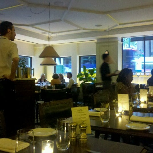 The National Bar  Dining Rooms  Turtle Bay  102 tips