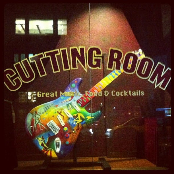 The Cutting Room New York Tickets Schedule Seating