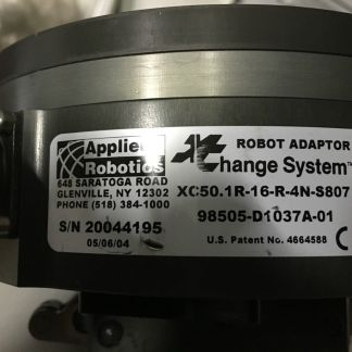Applied-Robotics-Robot-Adapter-Hange-System-XC50-IR-16-R-4N-5807