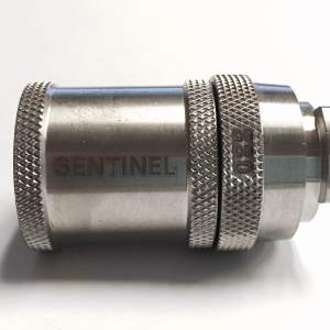 Guide Tube Swivel Bayonet Adapter