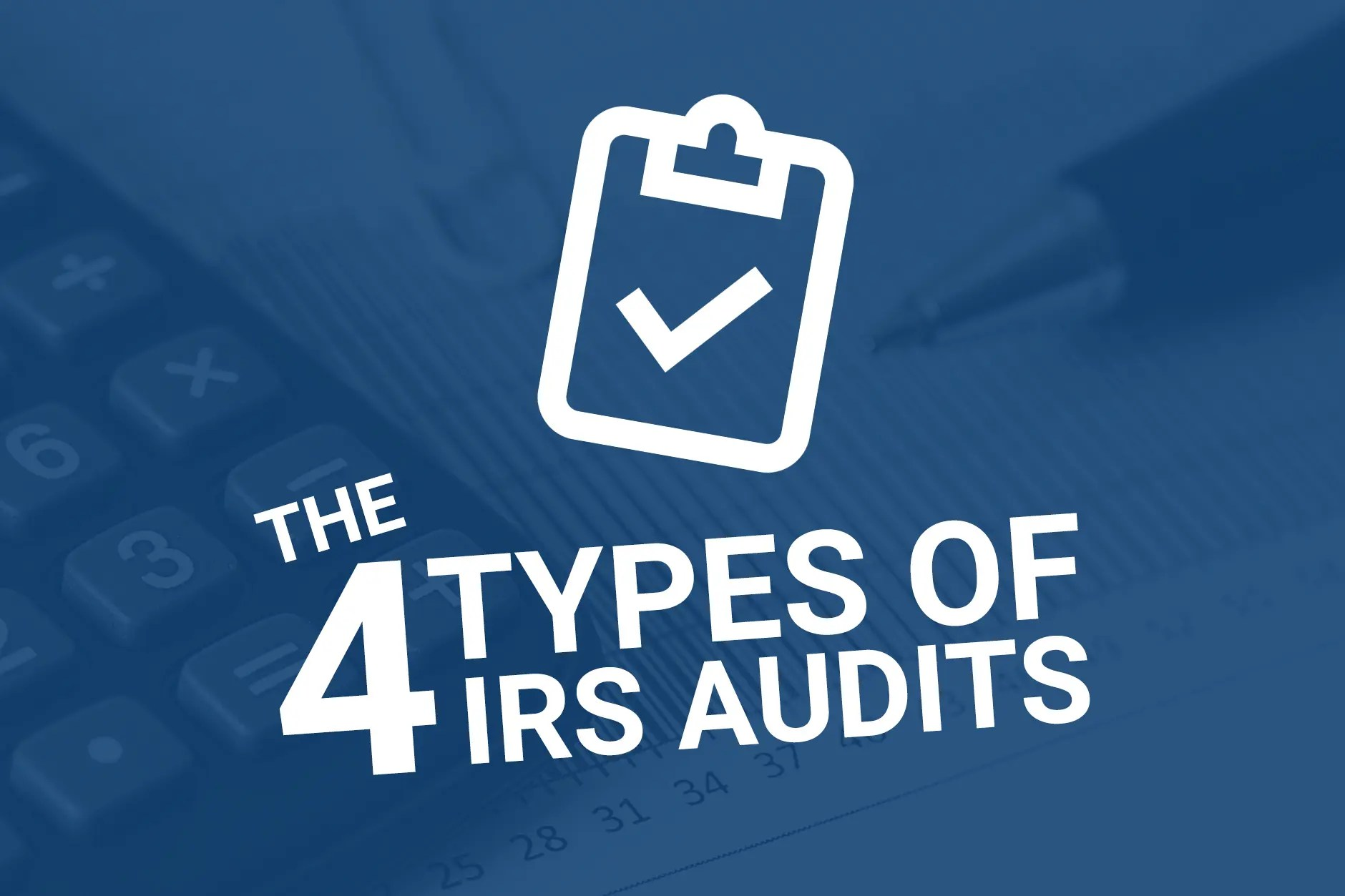Tax Attorney Cover Letter The Four Types Of Tax Audits Rjs Law A Tax Law Firm