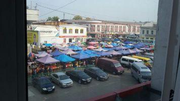 Der Markt in Irkutsk